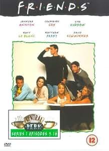 Friends - Series 1 - Episodes 9-16 [DVD] [1995]