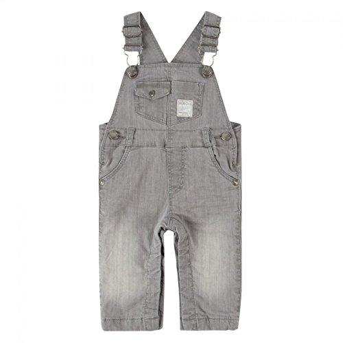 Bóboli Jungen Jeans-Latzhose grau Gr. 86