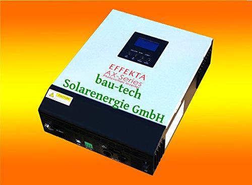 Hybrid Wechselrichter EFFEKTA AX-K3000 Serie