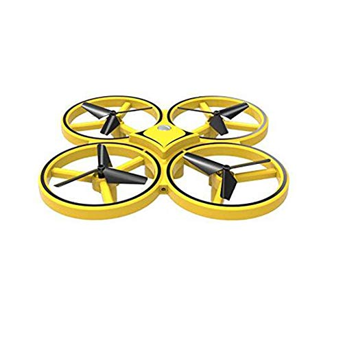 ZZEAMZ Induction Drone Gesture Remote Control Aircraft,Juguetes