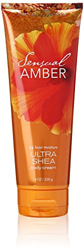 Crème pour le corps Sensual Amber Bath and Body Works
