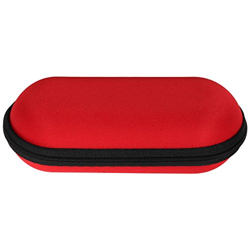 Bubble - Estuche para gafas, Rojo