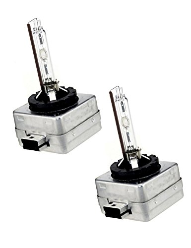 D1S Hid Xenon Brenner Scheinwerferlampe -6000K 35W Ersatzlicht -2 Yrs Garantie 2 Stück