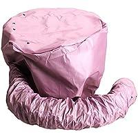 fish Perm fácil Utilice el Pelo del Sombrero Secador de Pelo portátil enfermería Tinte Modelado de Secado con Aire Caliente Cap Tratamiento