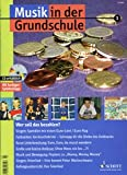 Musik in der Grundschule 2002/01 - Wer soll das bezahlen?