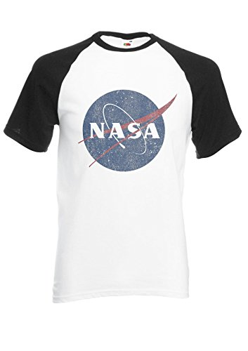 nasa-national-space-administration-logo-vintage-black-white-men-women-unisex-shirt-sleeve-baseball-t