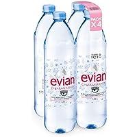 Evian Prestige Bouteille 4 x 1,25 L