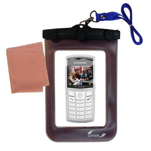 Die Abwaschbare Wasserdichte Schutztasche für die Samsung SGH-T519