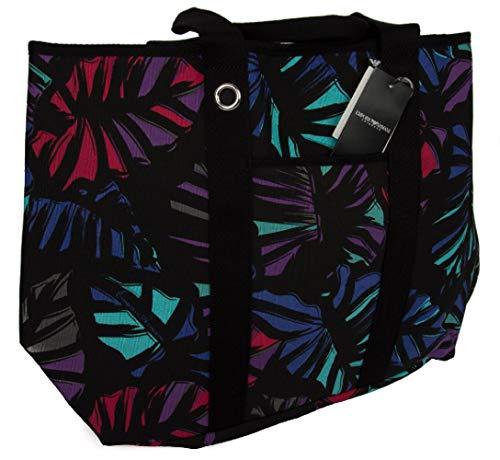 Emporio Armani Strandtasche für Damen am Strand Artikel 262507 5P374 STRANDTASCHE EINKAUFSTASCHE - CM.55 x CM.37 x CM.17