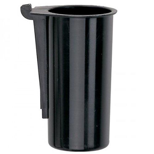 raaco 110679.0 Ablagedose für Langteile 8-30 mm, Schwarz