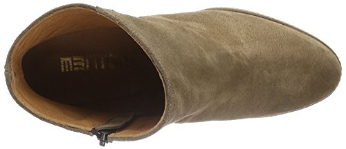 Mentor Damen Ankle Plato Boot Kurzschaft Stiefel Braun (Light Brown)