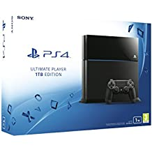 PlayStation 4 - Consola Ultimate Player 1 TB Edition - Reedición