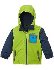 O'Neill Pk Dalton Jacket - Chaqueta de esquí para niño, color verde lima, talla 6 años (116 cm)