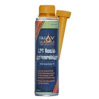 INOX LPG Benzinsystemreiniger Additiv - Systemreiniger für Autos mit Gasanlage
