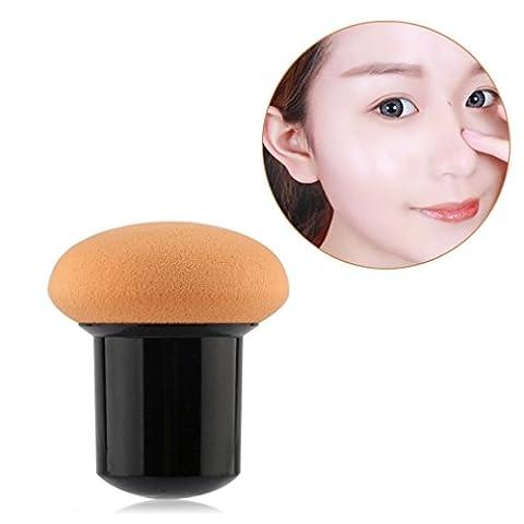 Igemy Cosmétique Brosse de Maquillage éponge Fond de teint Brosse de Maquillage Houppette Brosse