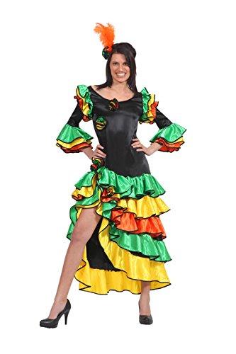 Pegasus vestito costume maschera di carnevale - adulti brasiliana - taglia 46 colore come da foto