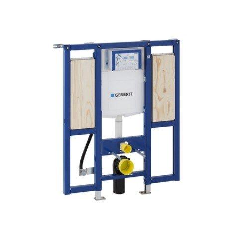 Preisvergleich Produktbild Geberit Duofix Wand-WC, 112 cm, mit UP-Spk. UP320, barrierefrei, für Stütz- und Haltegriffe 111.375.00.5