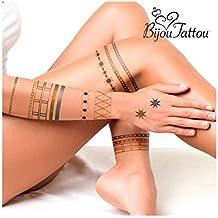 Tatuajes Adhesivos Bijou Tattou