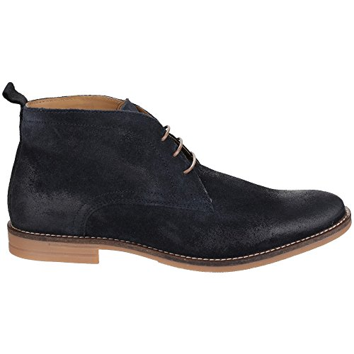 Base London Dore, Desert boots homme Navy