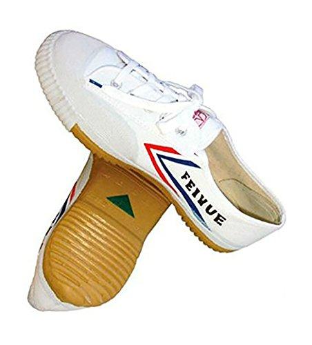 <span class='b_prefix'></span> Feiyue White wushu boots and shoes (45)