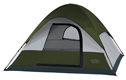Wenzel Pinon Sport 7-by 7-Foot Three-Person Dome Tent by By Wenzel