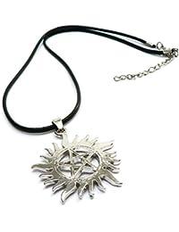 Collar Estrella Plateada - Daren Supernatural