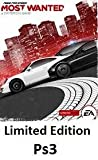 Need for Speed Most Wanted Ltd. Edition Steelbook Ps3