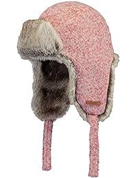ce720e9642cf BARTS - Chapka Rose Imitation Fourrure Enfant Fille 3 au 10 Ans