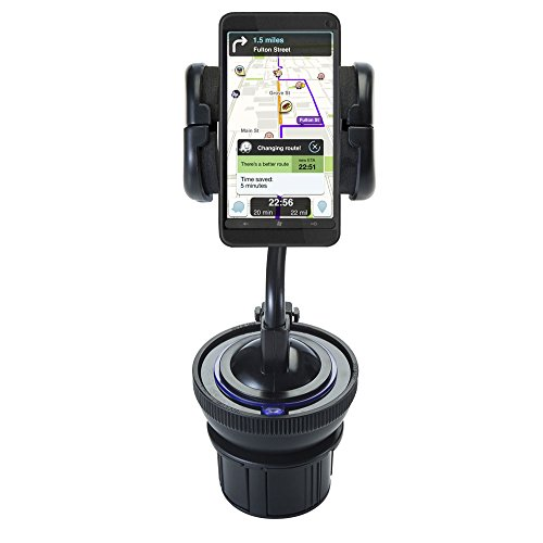 Verstellbare Mehrzweckhalterung - HTC HD3 Handyhalterung und Saughalterung für die Windschutzscheibe