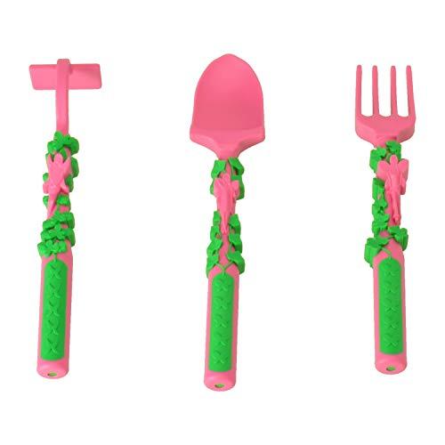 Constructive Eating Gartenfee Kinderbesteck Set - Besteckset