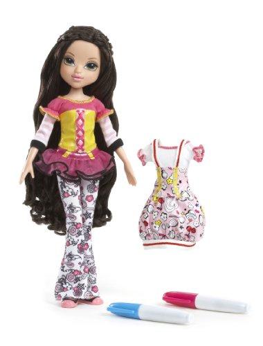 Moxie Girlz Artitude Puppe und Zubehör Lexa 2010 Range (Moxie Girlz Puppen)