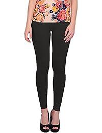 Babla Hosieries For Womens Legging 95% Cotton 5% Spandex Stylish Girls Legging Full Length Women Legging - B0778QCCKH