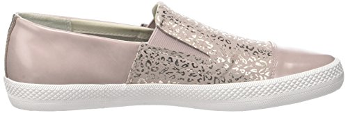 Geox Damen D Giyo B Sneaker Pink (Antique Rose)
