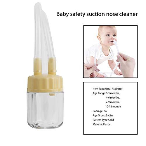 Swiftswan Baby Nasensauger, Baby Safe Nase Staubsauger Absaugung Nasen Schleim Trunny Aspirator Inhalieren