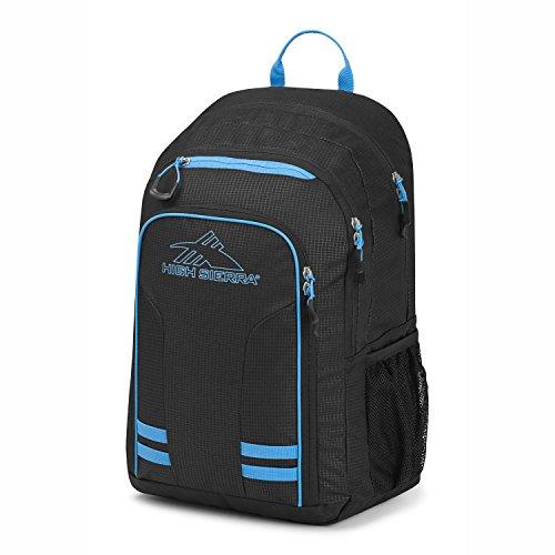 High Sierra Blaise Backpack, Black/Pool