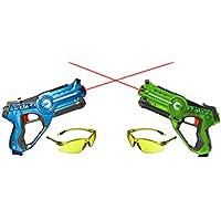 Impulse Laser Battle Set Sonder-Edition mit 2 AGETECH® SuperView Brillen