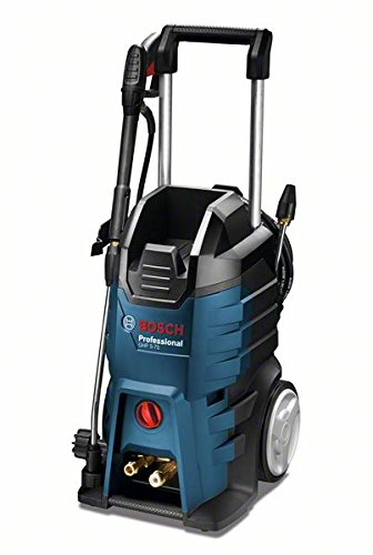Bosch Professional 0600910700 Limpiadora de Alta presión, 2600 W, 230 V, Negro, Azul