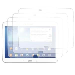 3 x Bingsale Displayschutzfolie samsung galaxy tab 3 10.1 Displayschutz Schutzfolie Folie HD klarer