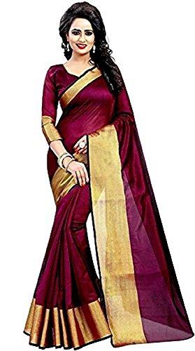 Saree(Esomic Saree for Women Party Wear Half Sarees Offer Designer Below 1000...