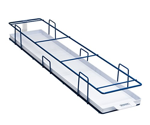 Bel-Art Products H18992-0012 Ultra Low 5 Box Freezer Rack, Epoxy Coated Steel, 27