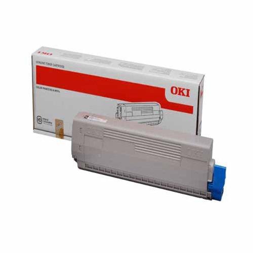 Preisvergleich Produktbild OKI Toner 7.000 Seiten fuer C822N/C822DN, schwarz