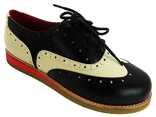 Lola Ramona 'Cecilia' Chaussures Noir - noir