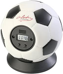 infactory football alarm clock infactory kitchen home. Black Bedroom Furniture Sets. Home Design Ideas