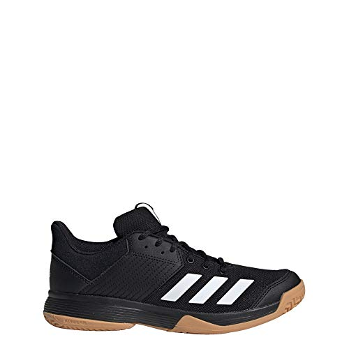 adidas Damen Ligra 6 Volleyball-Schuh, Core Black Cloud White Gum, 46 EU
