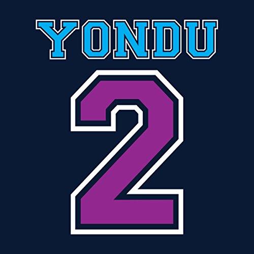 Yondu 2 Guardians of the Galaxy Men's Vest Navy Blue