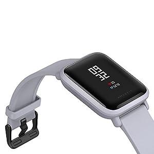"Xiaomi UYG4024RT Reloj Inteligente Blanco LED 3,25 cm (1.28"") Móvil - Relojes Inteligentes (3,25 cm (1.28""), LED, Pantalla táctil, Móvil, 32 g, Blanco)"
