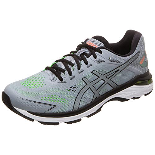 ASICS Herren Gt-2000 7 Laufschuhe, Grau Sheet Rock 026, 42 EU - Asics Winter Running Shoes