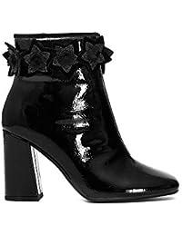 Amazon.fr   Qui - Bottes et bottines   Chaussures femme   Chaussures ... b4378ffcdad6