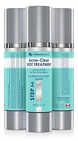 NEW! Advanced Acne Spot Treatment - Naturally