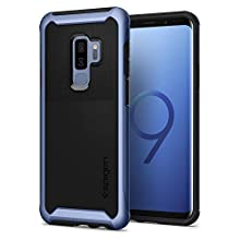 Samsung Galaxy S9 Plus Case, Spigen® Galaxy S9+ Case Neo Hybrid Urban - Coral Blue - 593CS22976